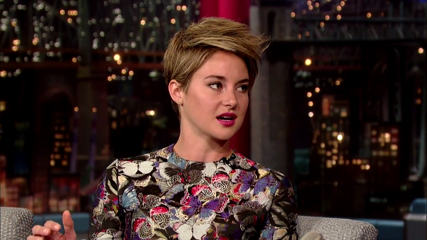 Tris Will Keep Shailene Woodley S Pixie Cut In Insurgent Bookstacked