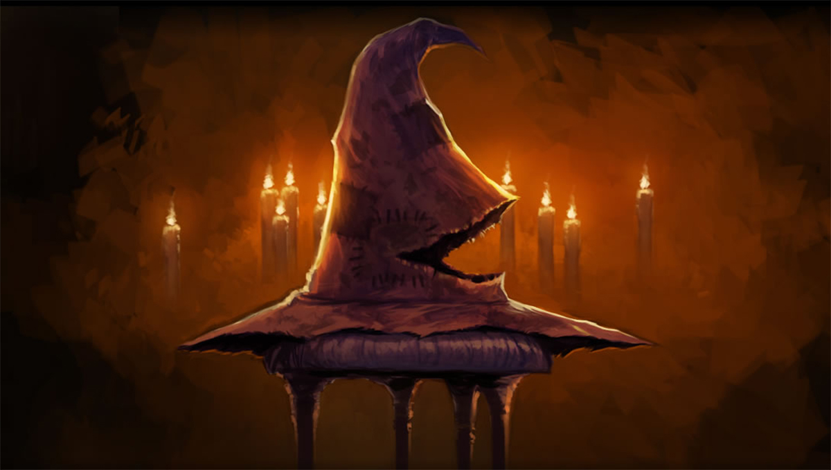 The Sorting Hat Quiz Returns To Pottermore!