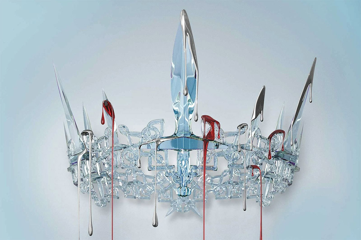 BOOK REVIEW: Glass Sword by Victoria Aveyard - Bookstacked