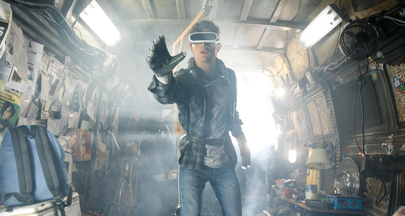 Anime Characters In Ready Player One : First ready player one image introduces wade watts