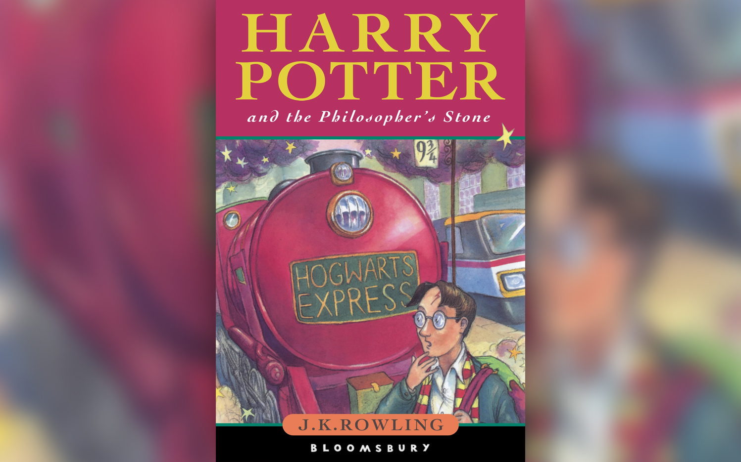 'Harry Potter and the Philosopher's Stone' by J.K. Rowling