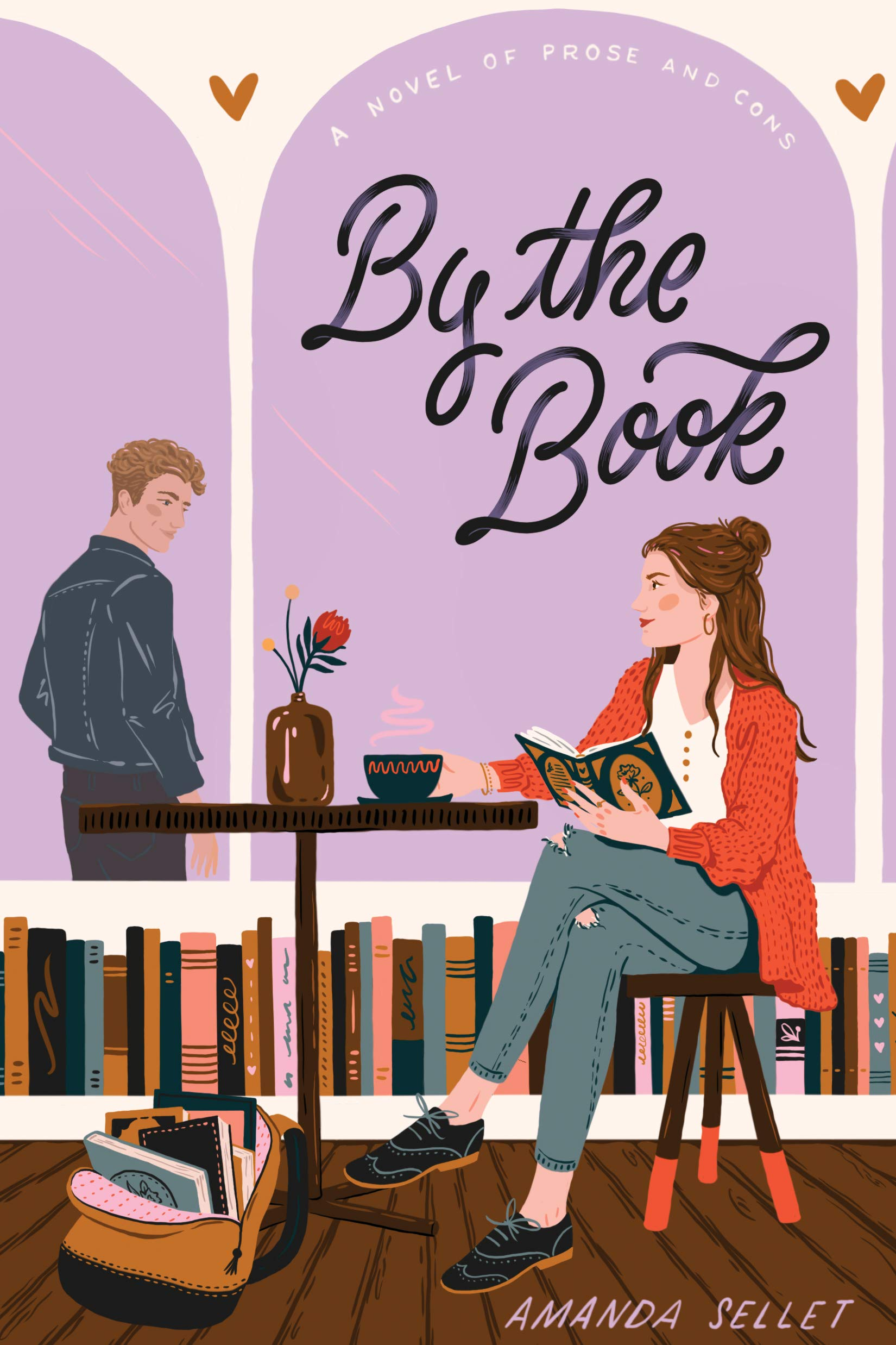 REVIEW: 'By the Book' by Amanda Sellet sells itself short - Bookstacked